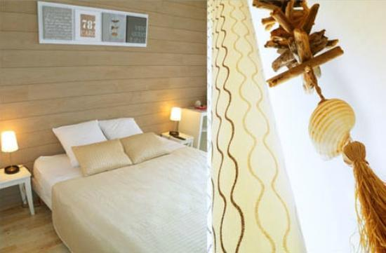 Ohana Lodge: Nos chambres...