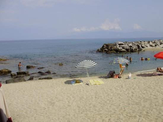Pizzo, إيطاليا: caletta dei pescatori 