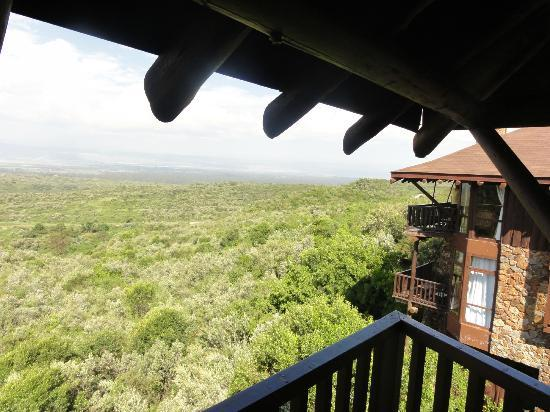 Great Rift Valley Lodge & Golf Resort: Most breathtaking view of the Great Rift Valley
