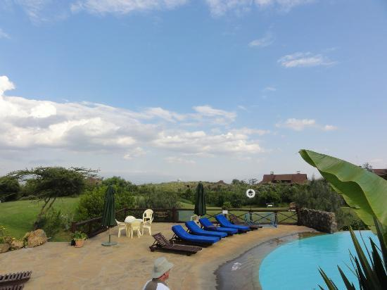 Great Rift Valley Lodge & Golf Resort: great lodges