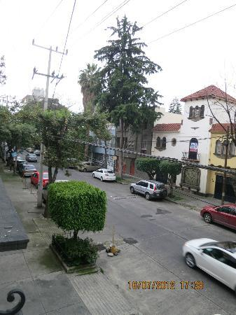Condesa Haus: View from the room