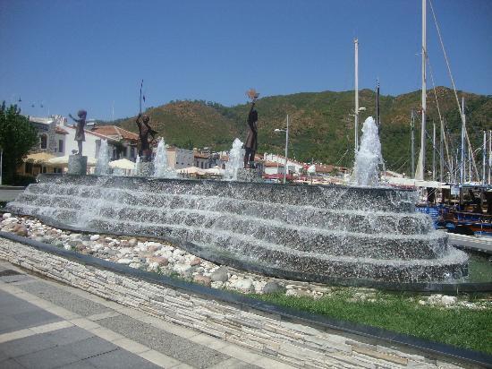 Kayamaris Hotel : main resort marmaris