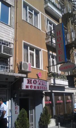Hurriyet Hotel: hotel