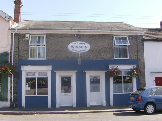 Winkies Take-Away and Restaurant: Best Chippy