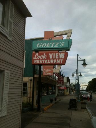 Lockview Restaurant: The Lockview