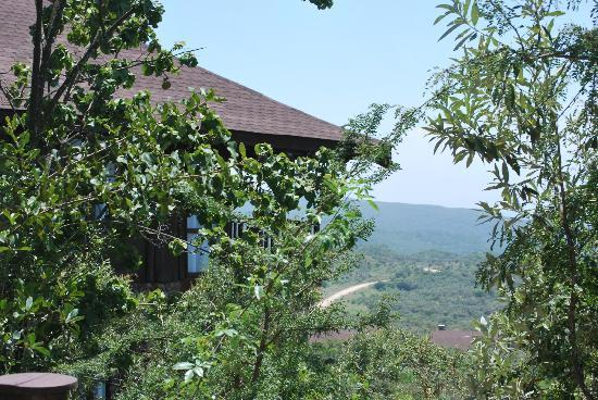 Great Rift Valley Lodge & Golf Resort : breathtaking views