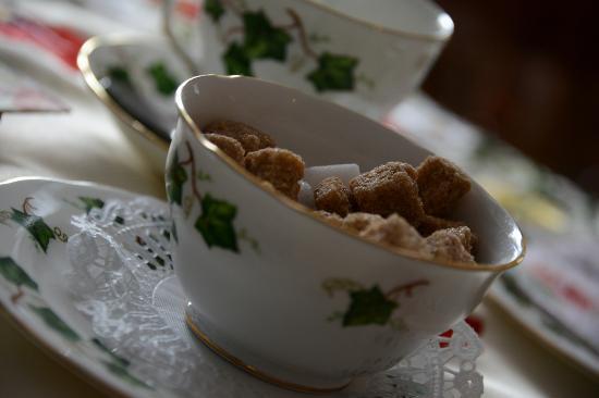 Cupan Tae : sugar bowl