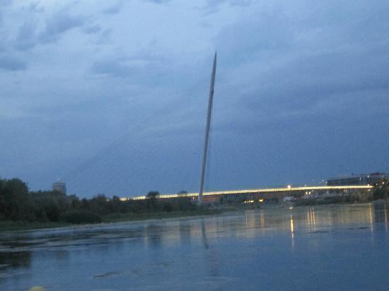 El Ebro: River Ebro