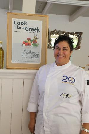 Apolafsi : Cook like a Greek with Argiro