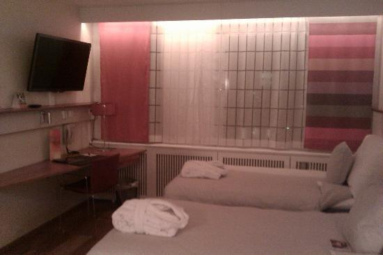 Clarion Hotel Grand Ostersund : Room