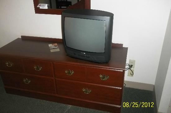 Extended Stay America - Portland - Scarborough: T.V.