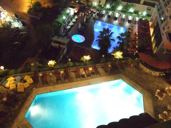 Suhan Seaport Hotel: POOL