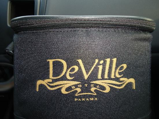 "Hotel DeVille: our ""boxed"" lunch"