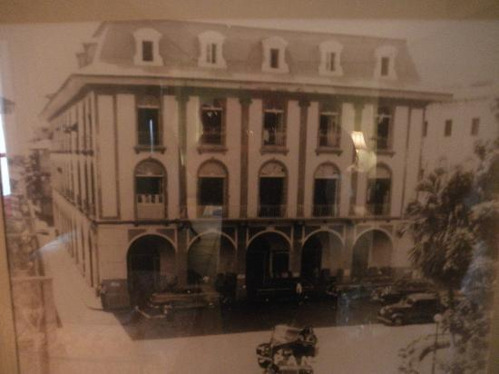 Hotel DeVille: old photo