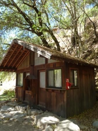 Tassajara Zen Mountain Center: cute house