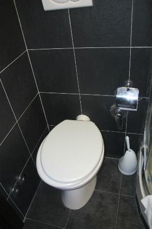 هول دي ميسينيت: Banheiro 