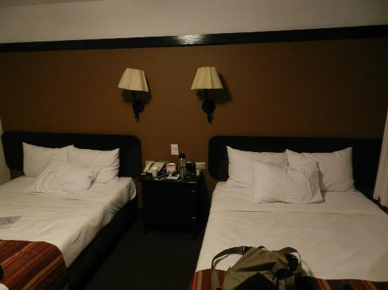 Casa Andina Classic Cusco Plaza: Nice room and comfortable beds