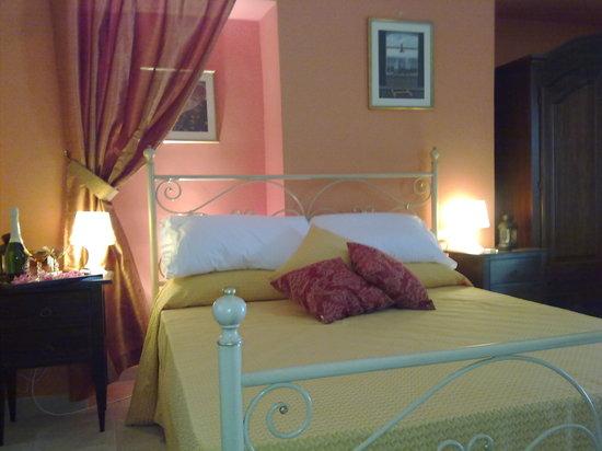 Selva, Italy: camera 1 suite