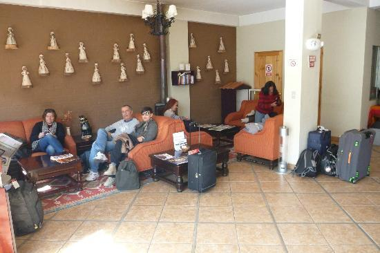 Casa Andina Classic - Puno Tikarani: Lobby