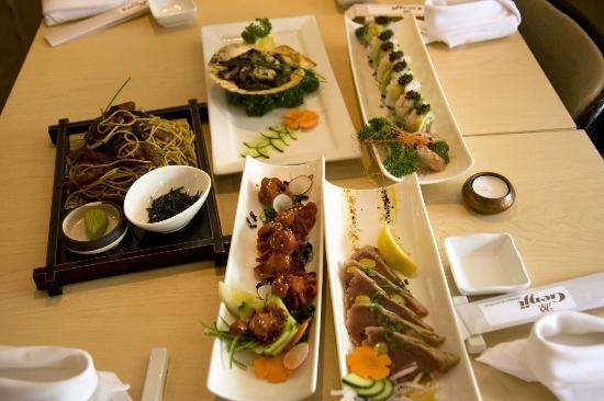 Fancy Sushi Restaurants Ottawa