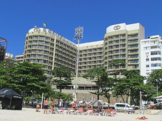 Sofitel Rio De Janeiro Copacabana Hotel