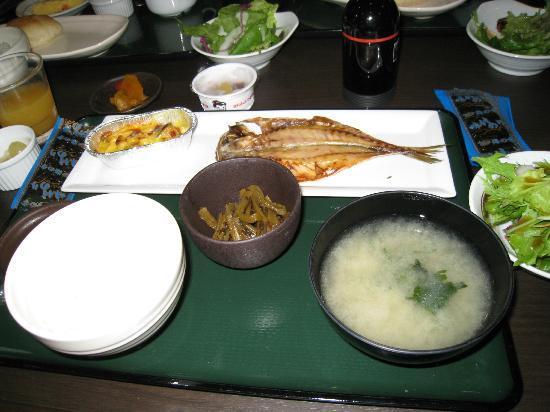 Hotel Monzen no Yu: 和朝食