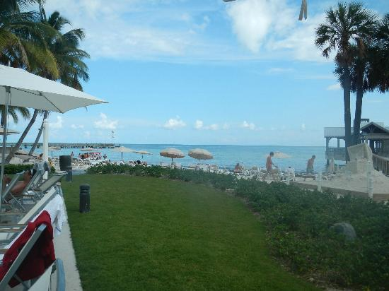 The Reach Key West, A Waldorf Astoria Resort : view from steak house