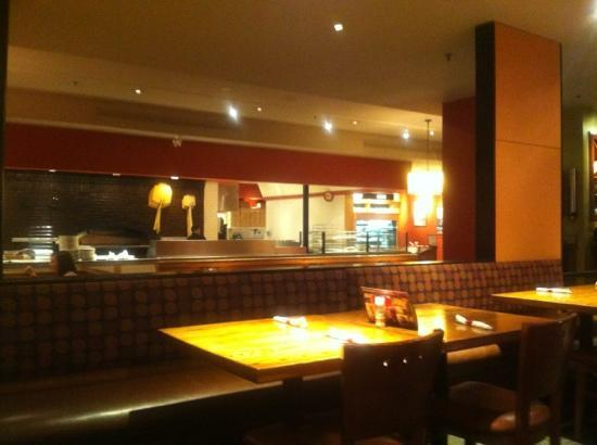 Bertucci's Kitchen & Bar: the inside