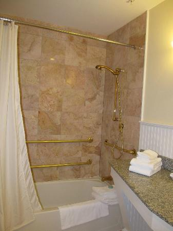 Lord Camden Inn: Nice Clean shower