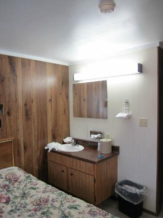 Sawtelle Mountain Resort : Queen Room