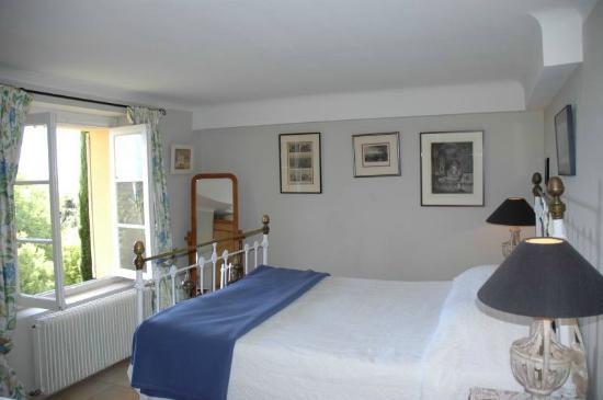 La Colombe : Bedroom