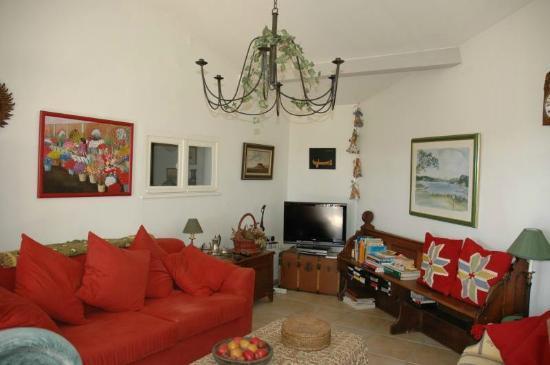 La Colombe : Family room