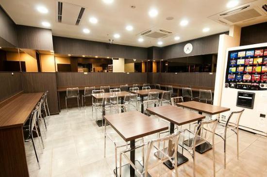 スーパーホテル 東京 JR立川 北口