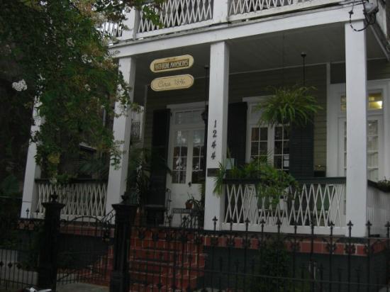 Rathbone Mansions: Rathbone