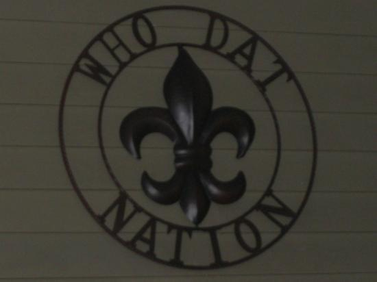 Rathbone Mansions: Who Dat Nation!