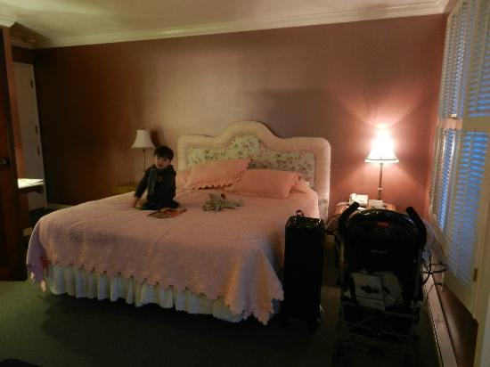 Hofsas House Hotel: Dormitorio