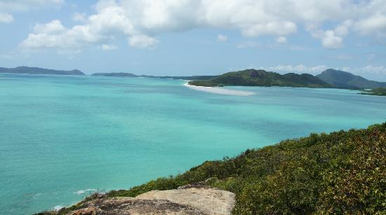 great view from the hill inlet