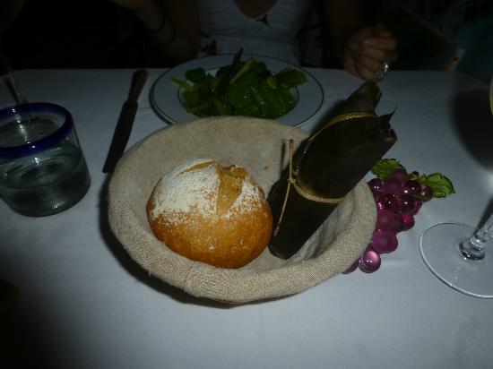 La Villa Mahana: Coconut Bread