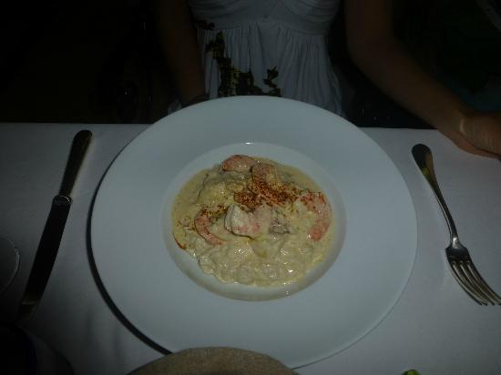 La Villa Mahana: Lobster Risotto