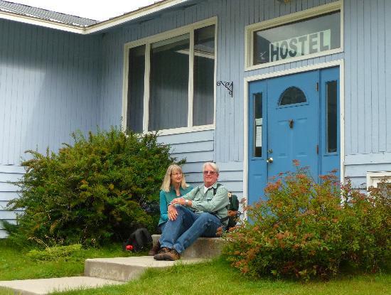 Alaskan Sojourn Hostel: Last Day in Skagway