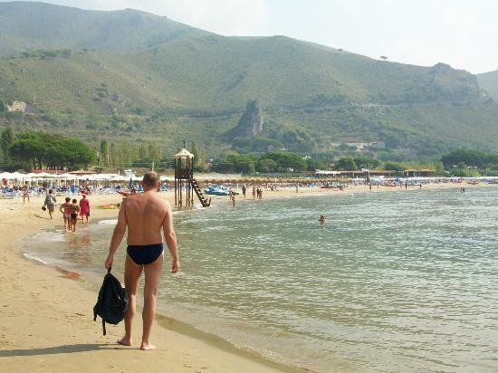 Ganimede Hotel: litorale