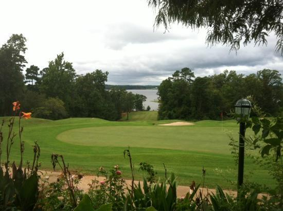 Cypress Bend Resort, BW Premier Collection: Beautiful course layout