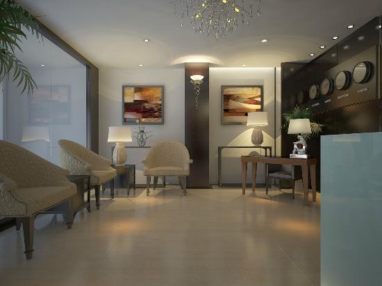 Hanoi Legacy Hotel - Bat Su: Hotel lob