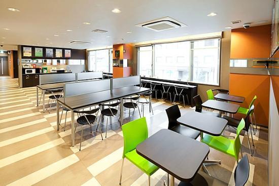 Super Hotel Matsumotoekimae : 朝食コーナー