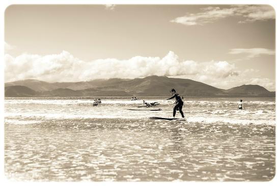 Inch Beach: Inch Beach - auch für Wassersport geeignet