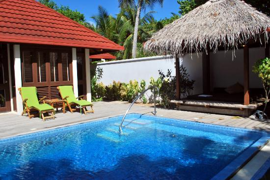 Kurumba Maldives: Our Pool Villa