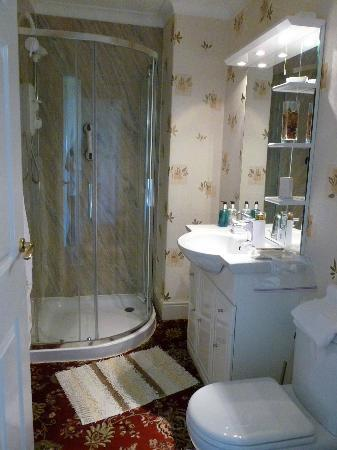 Cherry Blossom Luxury Guest House : very swish bathroom