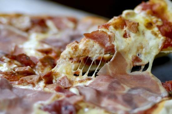 Giuseppe Pizzeria & Sicilian Roast: Gregorio Pizza