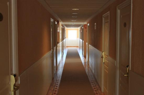 Hotel Roc Oberoy: alles tiptop sauber