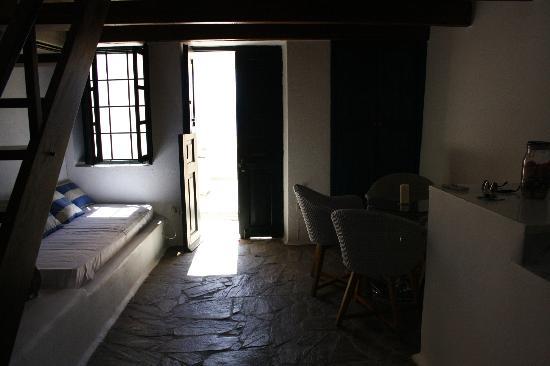 VIP Suites: L'interno